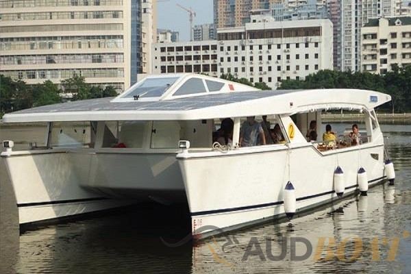 Sunpower Yachts 50 – Commercial Ferry