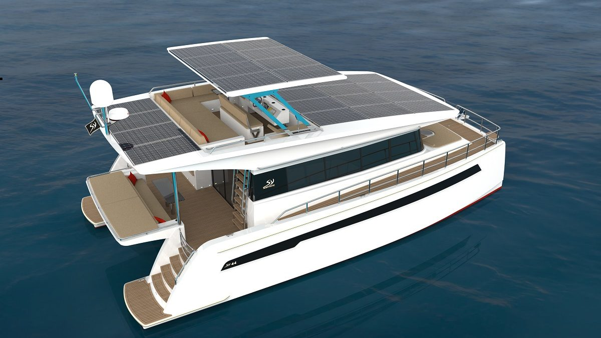 SILENT YACHTS 44
