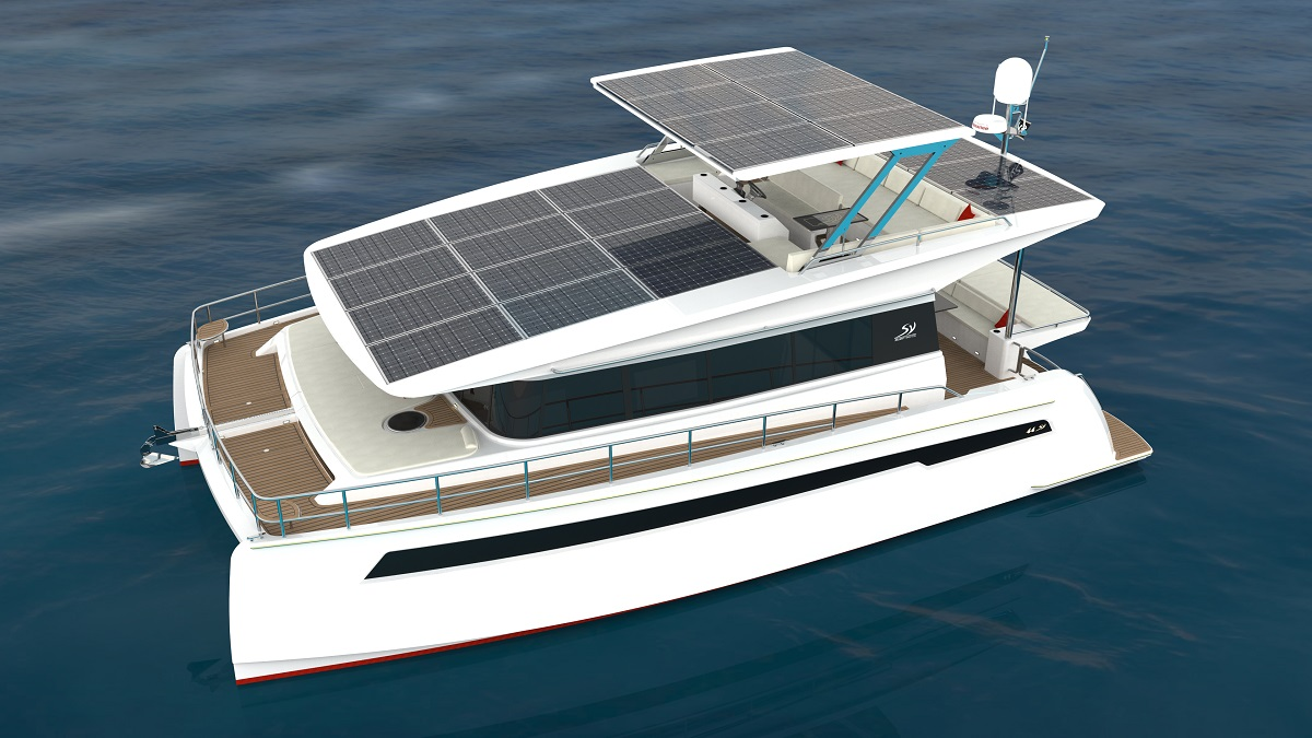 Super Solar Yacht Archives - AUDBOAT