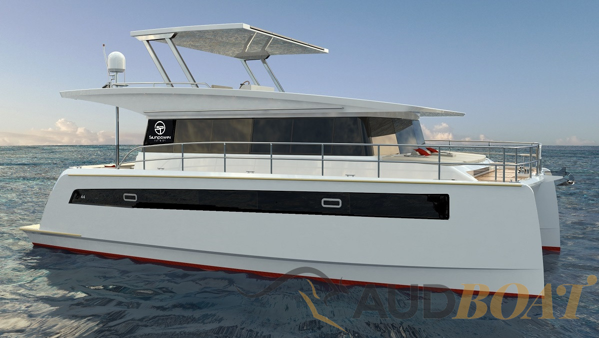 SUNPOWER YACHTS 44